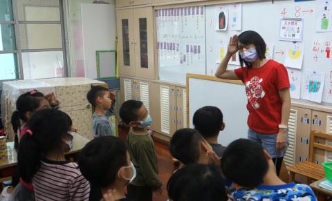 來去讀冊-幼兒園母語教學
